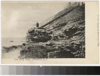 The forty steps, Newport, Rhode Island, 1901-1907