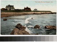 Cliffs North, Newport, Rhode Island, 1907-1909