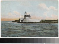 Rose Island Light, Newport, Rhode Island, 1907-1912