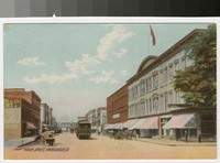 Main Street, Painesville, Ohio, 1907-1914