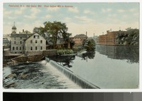 Old Slater Mill, Pawtucket, Rhode Island, 1907-1914