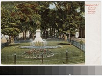 O.H. Perry's Monument, Washington Square, Newport, Rhode Island, 1901-1907