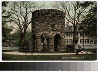 Old Mill, Newport, Rhode Island, 1907-1914