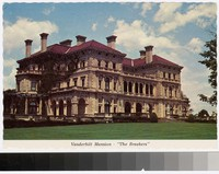 "Vanderbilt Mansion, ""The Breakers,"" Newport, Rhode Island, 1950-1970"