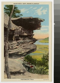 Raven Rock, Portsmouth, Ohio, 1930-1944