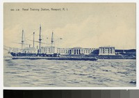 Naval training station, Newport, Rhode Island, 1901-1907