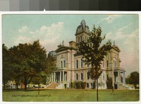County Court House, Sidney, Ohio, 1905