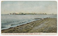 United States training station and naval college, Newport, Rhode Island, 1901-1907