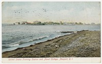 United States naval training station and naval college, Newport, Rhode Island, 1901-1907