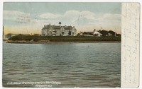 United States naval training station and war college, Newport, Rhode Island, 1901-1907