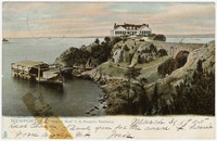 """Beacon Rock,"" E. D. Morgan's Residence, Newport, Rhode Island, 1901-1905"