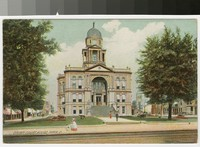 County Court House, Tiffin, Ohio, 1907-1914