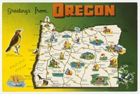Greetings from Oregon, undated