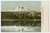 Mount Adams from Trout Lake, Oregon, 1901-1907