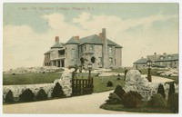 The Grosvenor Cottages, Newport, Rhode Island, 1907-1914