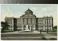 Lucas County Court House, Toledo, Ohio, 1901-1907
