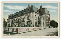 Residence of Perry Belmont, Newport, Rhode Island, 1915-1930
