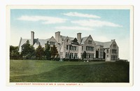 Rough Point, Residences of WM. B Leeds, Newport, Rhode Island, 1915-1930