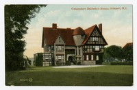 Commodore Baldwin's House, Newport, Rhode Island, 1907-1914
