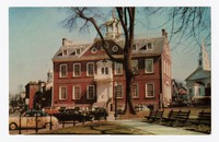 Old Colony House at Newport, Rhode Island, circa 1939-current, 1939