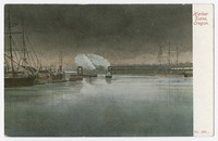 Harbor Scene, Oregon, undated