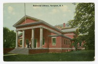 Redwood Library, Newport, Rhode Island, 1907-1914