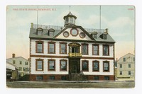 Old State House, Newport, Rhode Island, 1907-1914