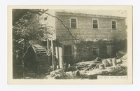Old Mill at the Glen, Newport, Rhode Island, 1915-1930