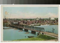 Waterfront, Toledo, Ohio, 1907-1914