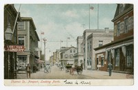 Thames Street, Newport, Rhode Island, Looking north, 1901-1907