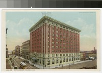 Hotel Secor, Toledo, Ohio, 1907-1914
