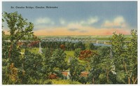 South Omaha Bridge, Omaha, Nebraska, 1930-1944