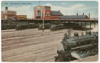 Union Station, Omaha, Nebraska, 1907-1914