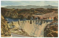 Hoover Dam, Nevada-Arizona, Boulder City, Nevada, 1930-1951