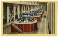Boulder Dam Powerhouse, Nevada Wing, Boulder City, Nevada, 1930-1951