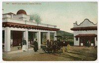 Shaw's Hot Springs, Carson, Nevada, 1907-1914