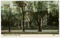 Capitol at Carson City, Nevada, 1901-1907