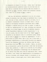 Pond to Gordon, undated, TLS, 5pp. Opens with reference to putting a minor third in its place. [1]