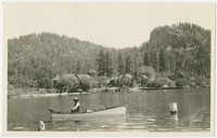 Glenbrook, Lake Tahoe, Nevada, 1918
