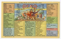 Biggest Little City in the World, Reno, Nevada, 1930-1950