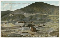 Mt. Oddie and principal mines, Tonopah, Nevada, 1907-1914