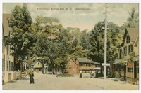 Broadway, Alton Bay, New Hampshire, 1907-1914