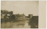 Sawyer Woolen Mill, Dover, New Hampshire, 1901-1907