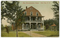 New Winnepesaukee House, Alton Bay, New Hampshire, 1907-1914