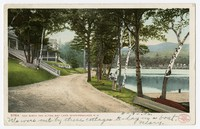 Oak Birch Inn, Alton Bay, New Hampshire, 1901-1907