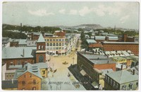 Central Avenue and Garrison Hill, Dover, New Hampshire, 1907-1914