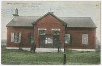 Brick school house, Dover, New Hampshire, 1901-1910