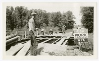 WPA Project No. 130, Prince George's County Townshend-Grimes Corner Road (Farm to Market), May 20, 1936