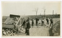 WPA Project No. 197, farm to Market Road, Frederick County, Maryland, April 2, 1937