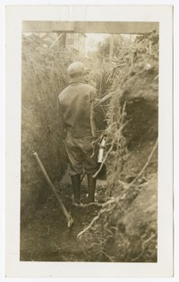 WPA Project No. 390, Indian Head sewer project, Indian Head, Maryland, circa 1935-1945